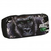 Trousse No Fear Gorille Black 23 CM - 2 Cpt