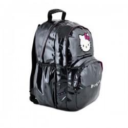 Hello Kitty 45 CM black high-end backpack