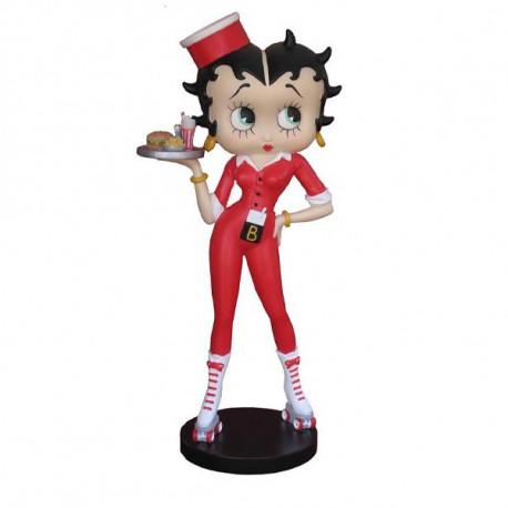 Statuette Betty Boop Roller Skate