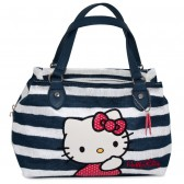 Sac à main Hello Kitty Marine