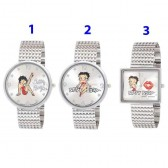 Montre Betty Boop métal Fashion - Numéro de Modèle : Modèle n°3