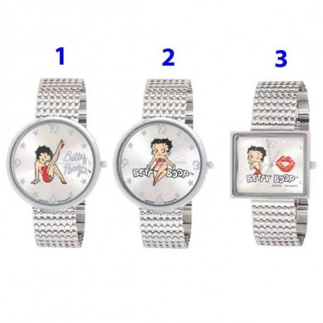 Montre Betty Boop métal Fashion - Numéro de Modèle : Modèle n°1