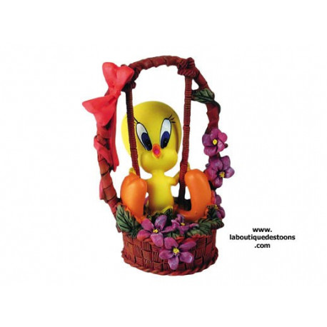 Figurine Titi Balancoire