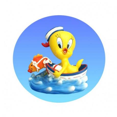 Figura Titi Barco de Pesca