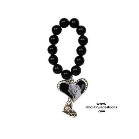 Bracelet perles Marilyn for ever