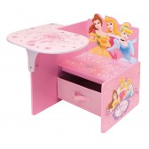 Pupitre Princesse Disney en bois