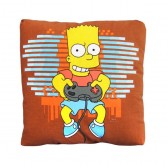 Coussin Bart Simpson Jeu 28 CM