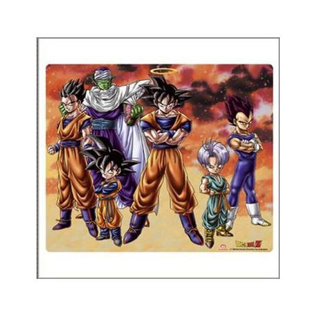 Dragon Ball Z muismatten