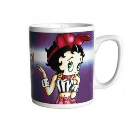 Mug Betty Boop Sexy Lady
