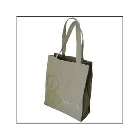 Canvas Titi Strass Handbag