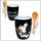 Mug conique Droopy
