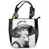 Sac shopping Audrey Hepburn 37 CM