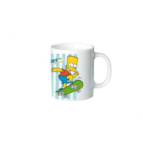 Mug Bart Simpson Skate