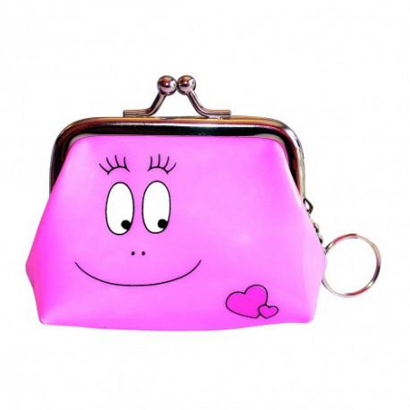 Handtasche-Rosa Zuckerwatte