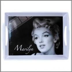 Plateau pvc Marilyn Monroe Cinéma