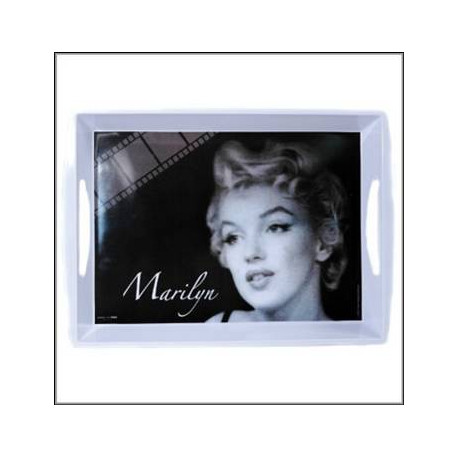 Plateau pvc Marilyn Monroe Cinema