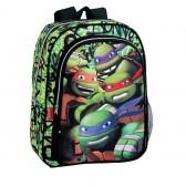 Rucksack 37 CM Mutant Ninja Schildkröte