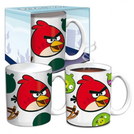 Mug magical Angry Birds