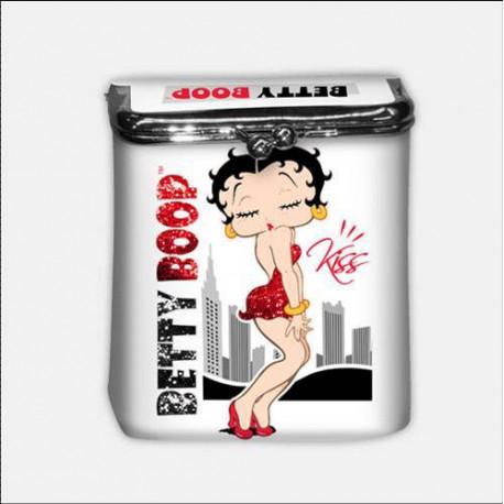 Etui à cigarette Betty Boop Kiss