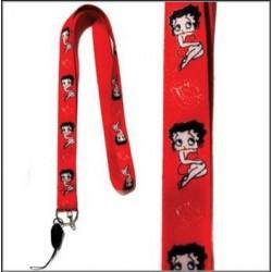 Porte mobile ou clés Betty Boop