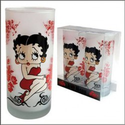 Set de 2 verres Betty Boop Glamour