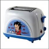 Grille pain Betty Boop électrique