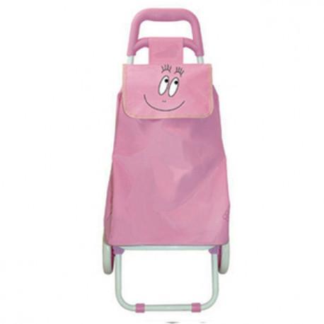 Shopping cart marktmodel Barbapapa volwassen roze