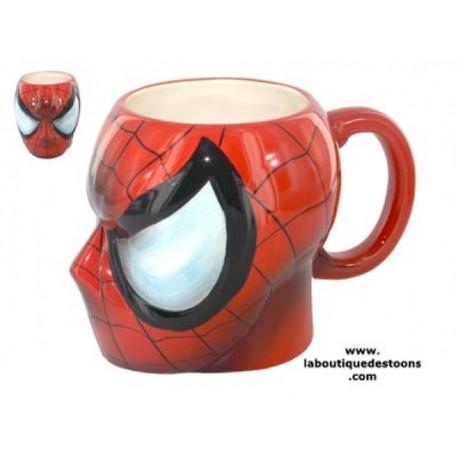 Mug 3D Spiderman