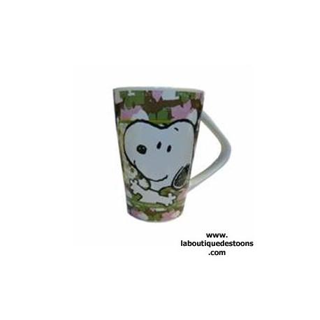 Mug conique Snoopy