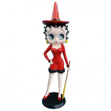 Statue-Betty Boop-Hexe