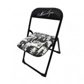 Chaise pliante Marilyn Vogue