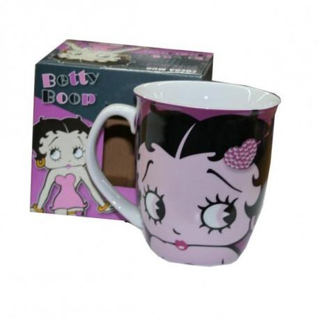 Mug Cacao Betty Boop