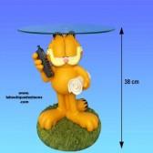 Table Garfield au téléphone