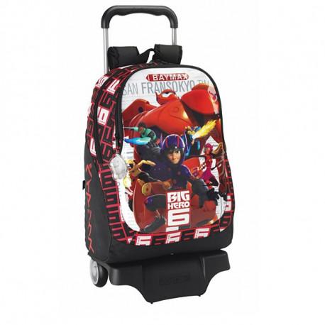 Big Hero 6 wheeled travelbag new heroes 44 CM high - Binder