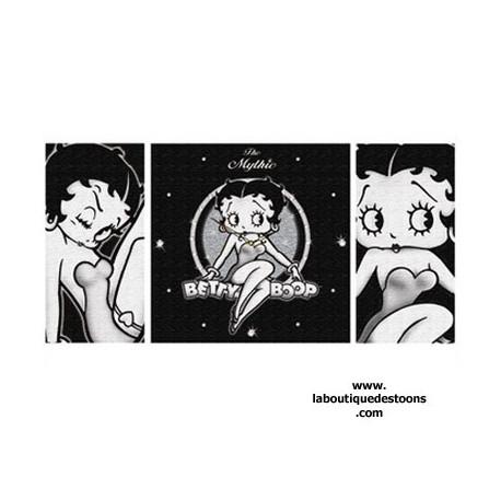 Orologio Betty Boop mitica tela