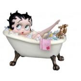 Statuette Betty Boop baignoire Grand modèle