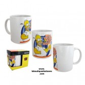 Mug Homer Simpson Chope