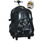 Star Wars Black 43 CM high - school bag trolley bag