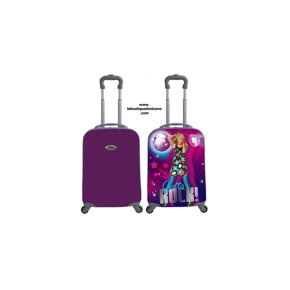 out of stock valise hannah montana modle modle 16