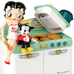 Cookie Jar Betty Boop 3D-keuken