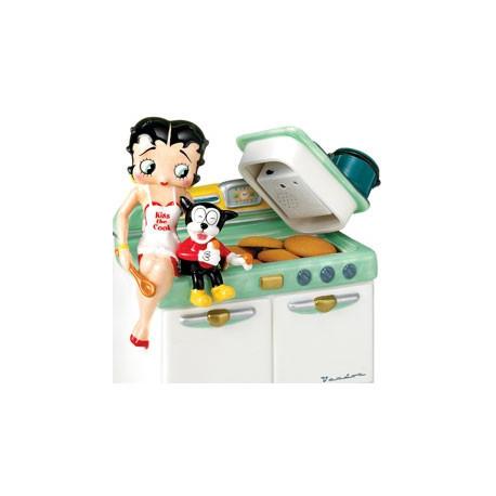 Cookie Jar Betty Boop 3D kitchen