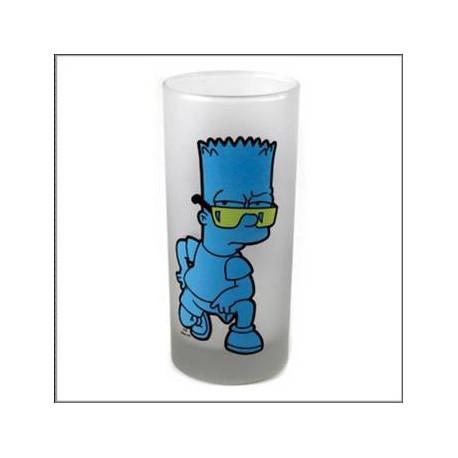 Bart Simpson Sand Glass