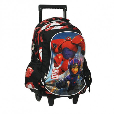 Bookbag skateboard Big Hero 43 CM Trolley