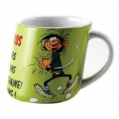 Mug Gaston Lagaffe 1 an de plus