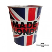 Corbeille métal LONDON