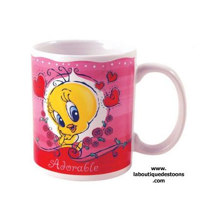 Mug Titi adorable