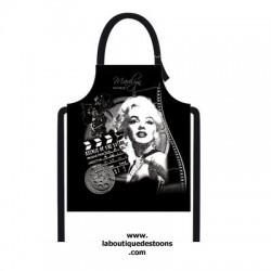 Tablier Toile cirée Marilyn Cinéma