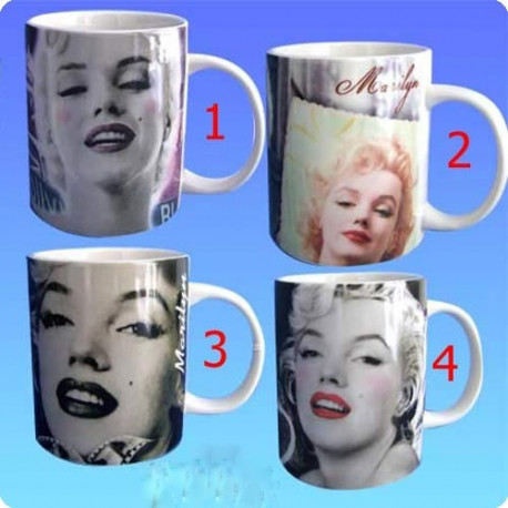 Mug Marilyn Monroe Legend - Numéro de Modèle : Modèle n°3