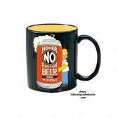 Mug Homer Canette