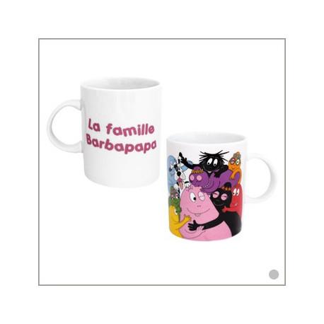 Mug Famille Barbapapa